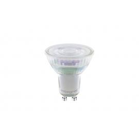 WarmTone Glass GU10 4.6W (50W) 1800-2700K 380lm Dimmable Lamp