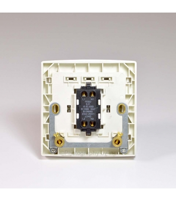1 GANG 1 WAY DOUBLE POLE SWITCH, ABB