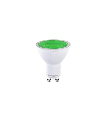 GU10 5W GREEN Non-Dimmable Lamp