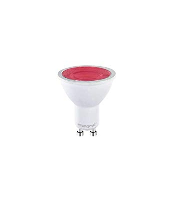GU10 5W RED Non-Dimmable Lamp