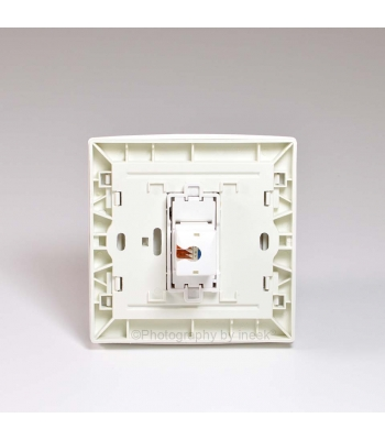 1 GANG PC OUTLET RJ45, CAT 5E, 8-POLE UTP, ABB