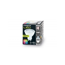 GU10 COB PAR16 7W (57W) 4000K 440lm Non-Dimmable Lamp CRI95