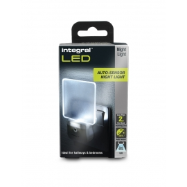 Auto Sensor LED Night Light (UK 3-Pin plug)