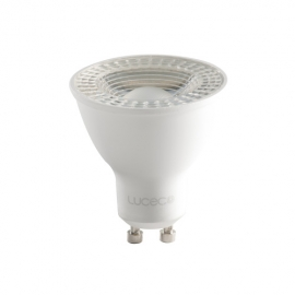 Luceco LED GU10, 5W, 2700K Warm White light & 6500K cool white light, 370 Lumens, Non Dimmable