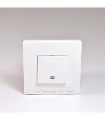 1 GANG 1 WAY DOUBLE POLE SWITCH WITH LED 32A, ABB