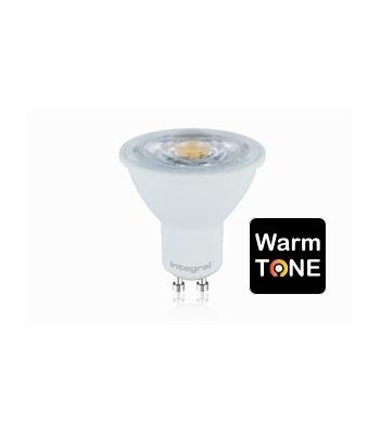 WarmTone GU10 5.5W (55W) 1800-2700K 420lm Dimmable Lamp