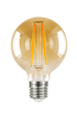 Sunset Vintage Globe 80mm 2.5W (40W) 1800K 170lm E27 Non-Dimmable Lamp